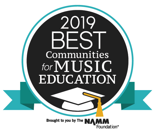 Stow-Munroe Falls NAMM 2019 Best Communities for Music Education